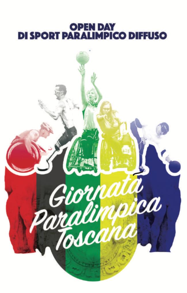 Giornata Paralimpica Toscana 2019 a Siena